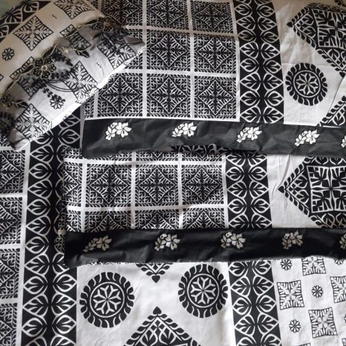 Black White Sheet Pillows & Cushion