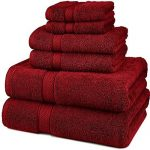 Red Towels