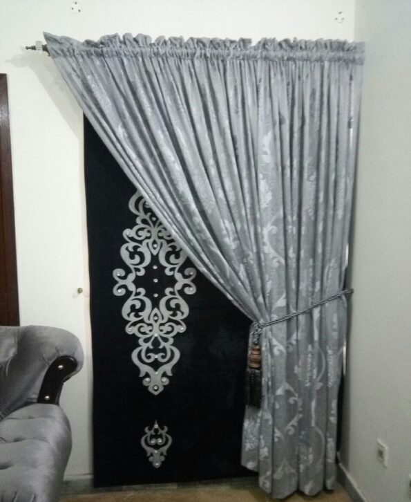 Black Curtains for Bedroom