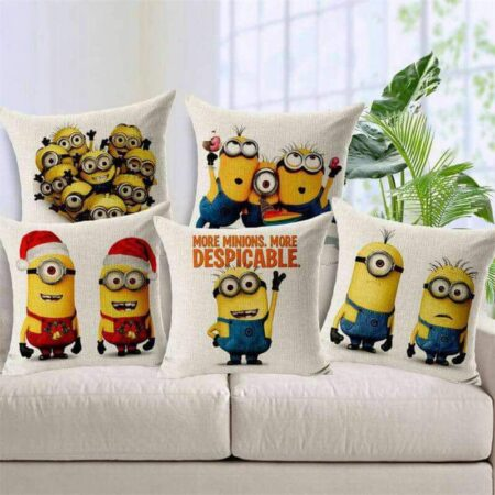 Cartoons Printed Cushions