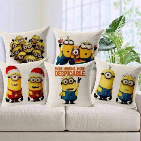 Cartoons Printed Cushions