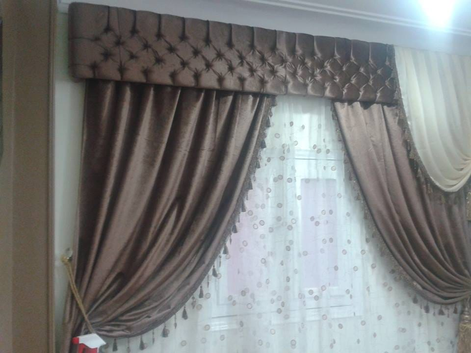 Curtains for Drawing Room