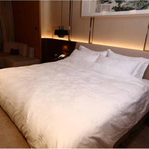 Export Hotel Bed Sheets