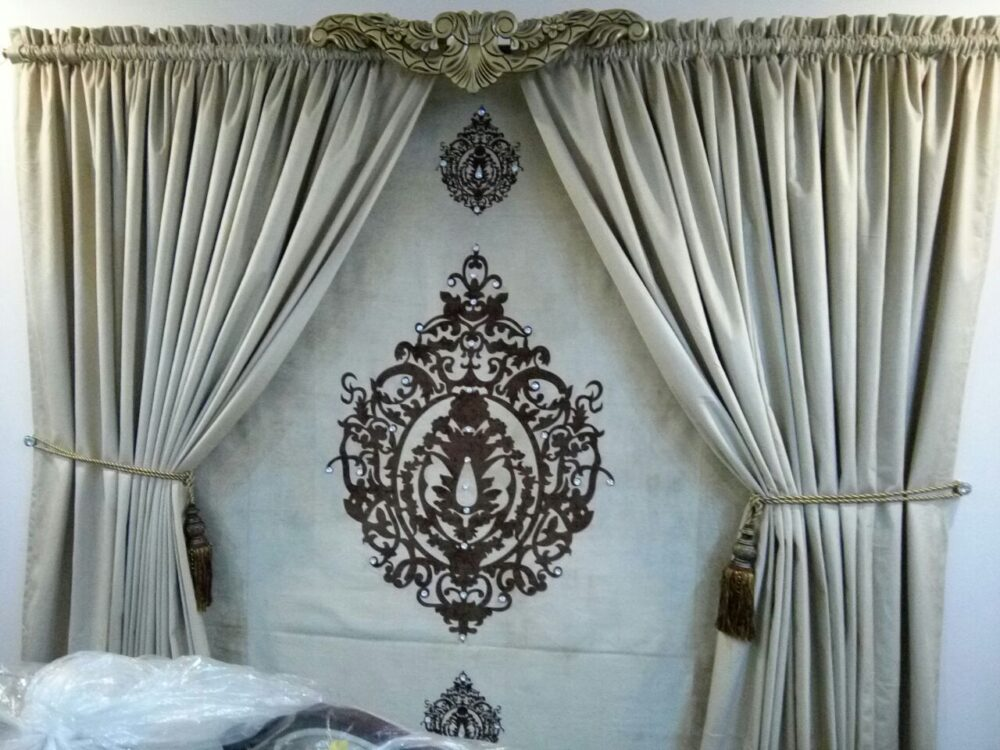 Fancy Curtains for Sale