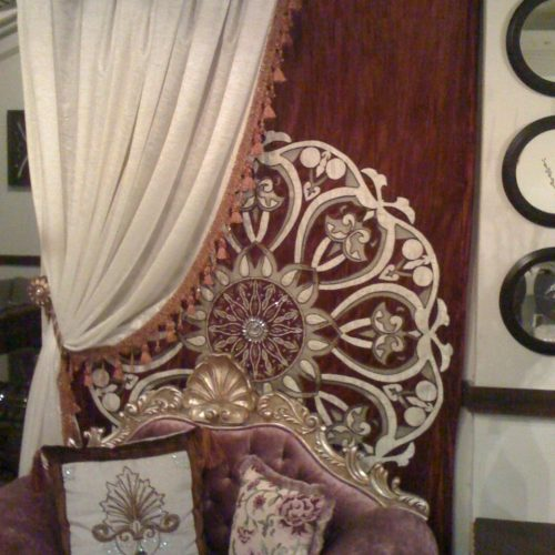 Fancy Design Parda Set