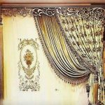 Fancy Flower Curtains for Sale