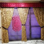 Golden Curtains Sets