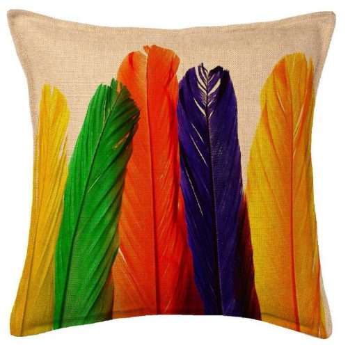 Leaf Printing Cushions