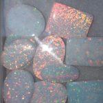 Moon stones