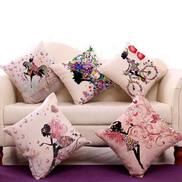 Pink lifestyle Cushions