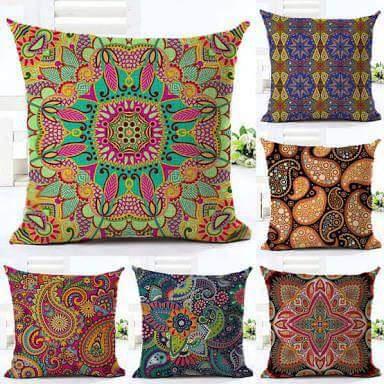 Printed Cushions Designs Cushions