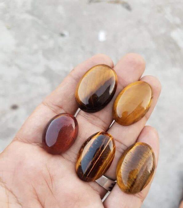 Tiger Gemstone