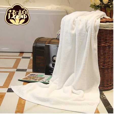 Export White Bath Towels