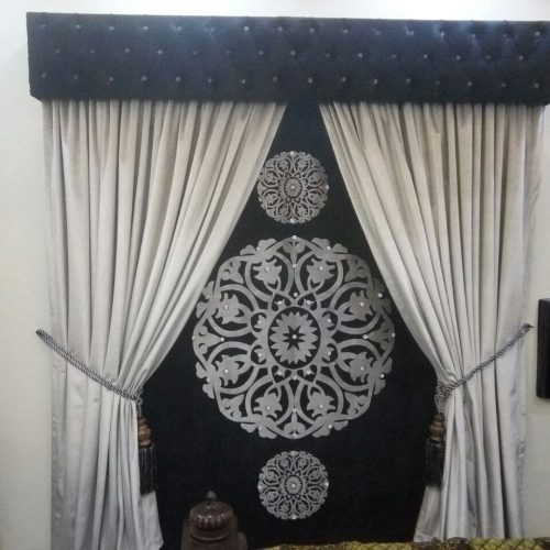 Yellow Curtains for Sale