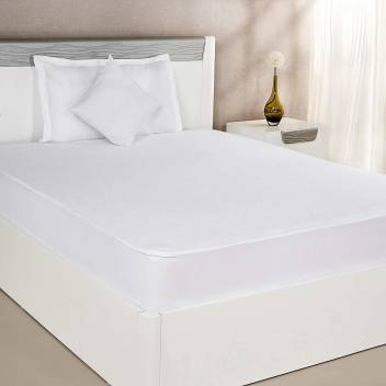 Single Fitted Waterproof Mattress Cover