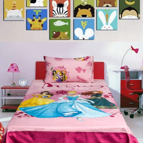 Barbie Doll Kids Bedding