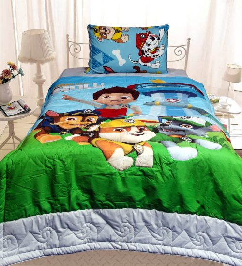 Cartoon Kids Bedding