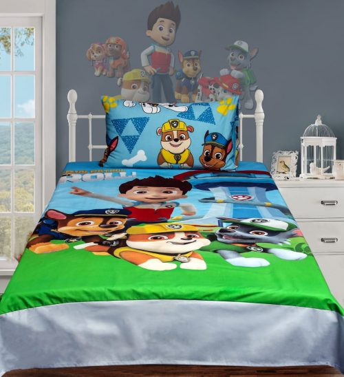 Game Kids Bed Sheet