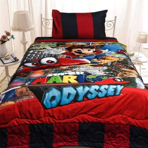 Mario Kids Bedding