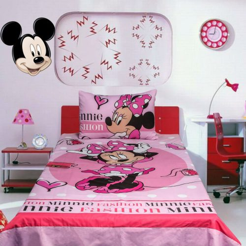 Mickey Cartoon Kids Bedding