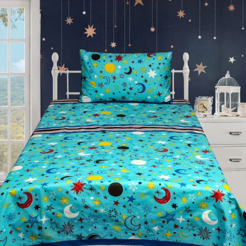 Stars Moon Kids Bedding