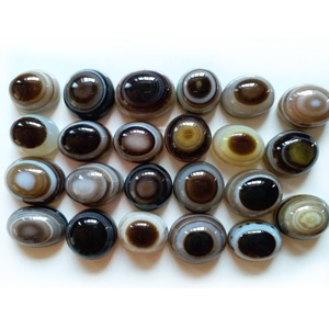 Eye Aqeeq Stone