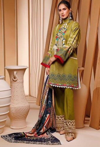 FIRDOUS Lawn Collection 2020 1