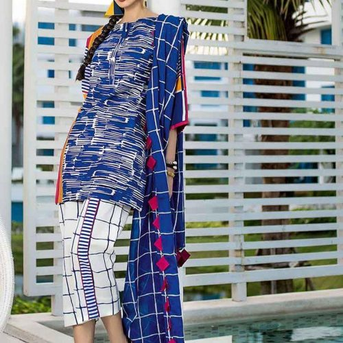 GUL AHMED Lawn Collection 2020