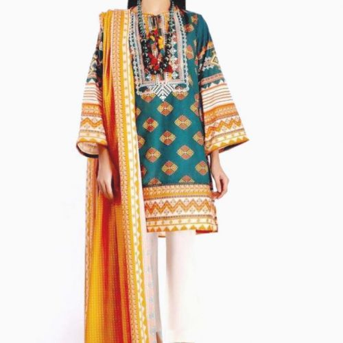 KHAADI Lawn Collection 2020
