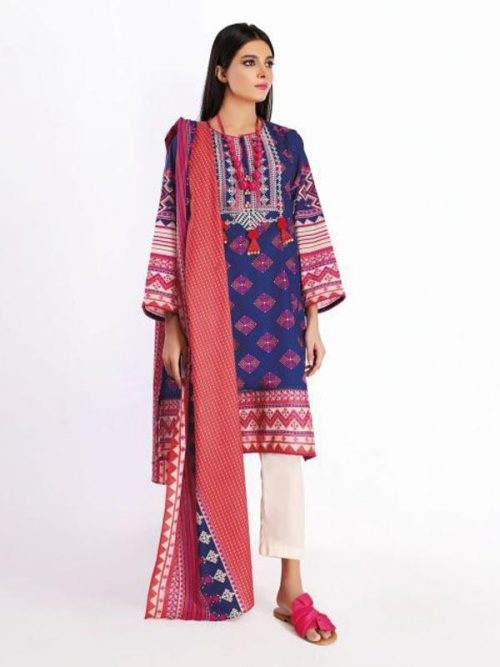 KHAADI Lawn Collection 2020 (2)
