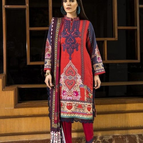 KHAS Lawn Collection 2020