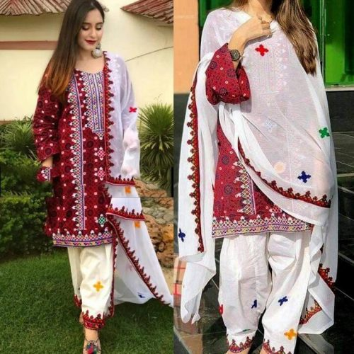 AJRAK Lawn Collection 2020