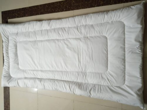 Hospital Bed Mattress with Pillows