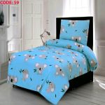 Baby Toy Kids Bed Sheet