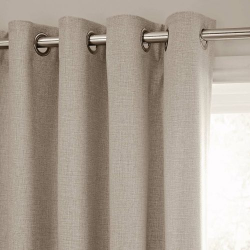 Brown Blackout Curtains (2)