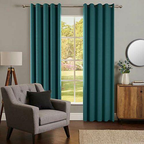 Curtain Design 1 ( 66 X 90 ) Set of 2 Pieces