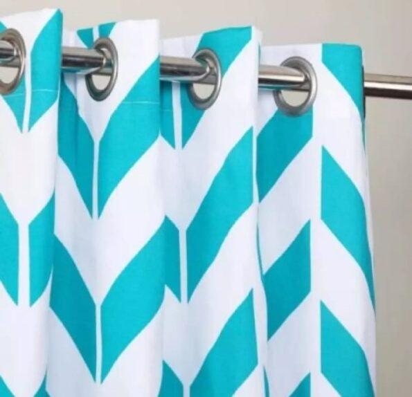 Curtain Design 10 ( 66 X 90 ) Set of 2 Pieces