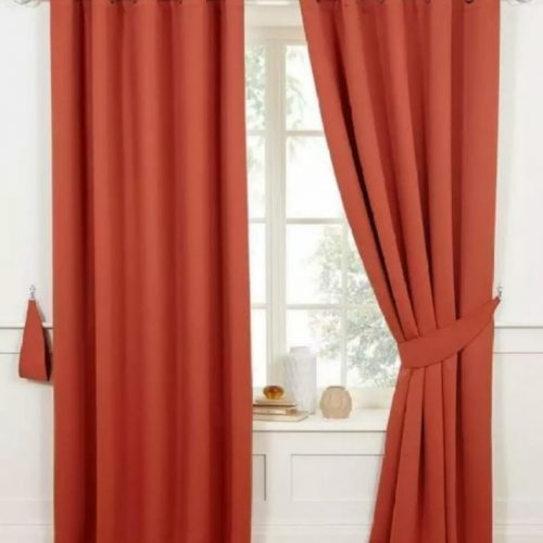 Curtain Design 12 ( 66 X 90 ) Set of 2 Pieces