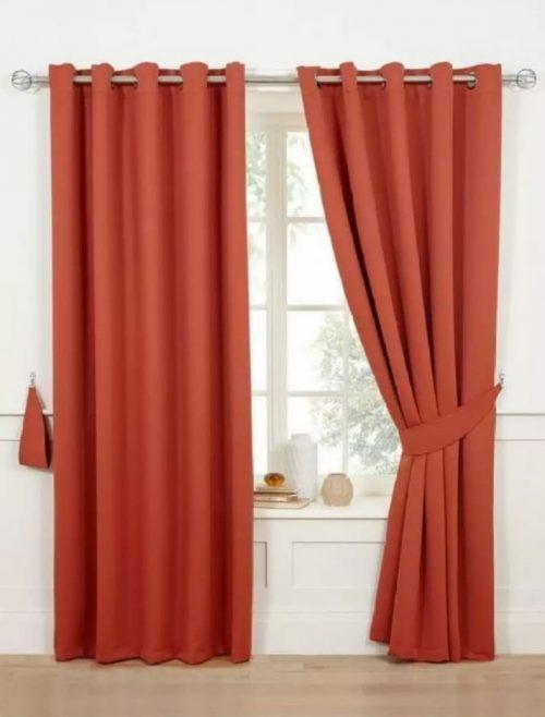 Curtain Design 12 ( 66 X 90 ) Set of 2 Pieces
