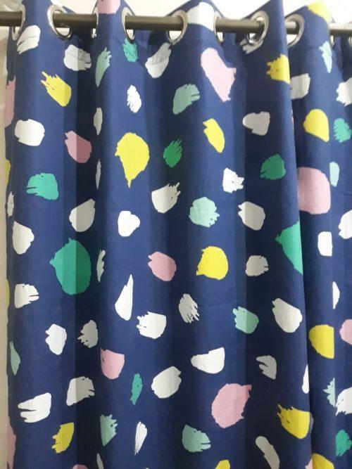 Curtain Design 13 ( 66 X 90 ) Set of 2 Pieces