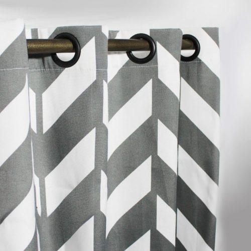 Curtain Design 16 ( 66 X 90 ) Set of 2 Pieces