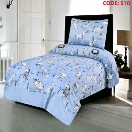 Hourse Kids Bed Sheet