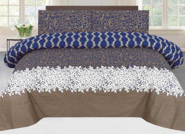 Multicolor Leaf Comforter Set ( 6 PCS – 8 PCS )