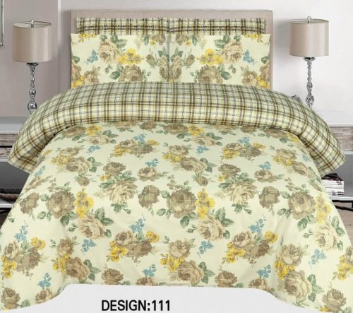 Off White Khaadi Bedding Comforter Set ( 6 - 8 PCS )