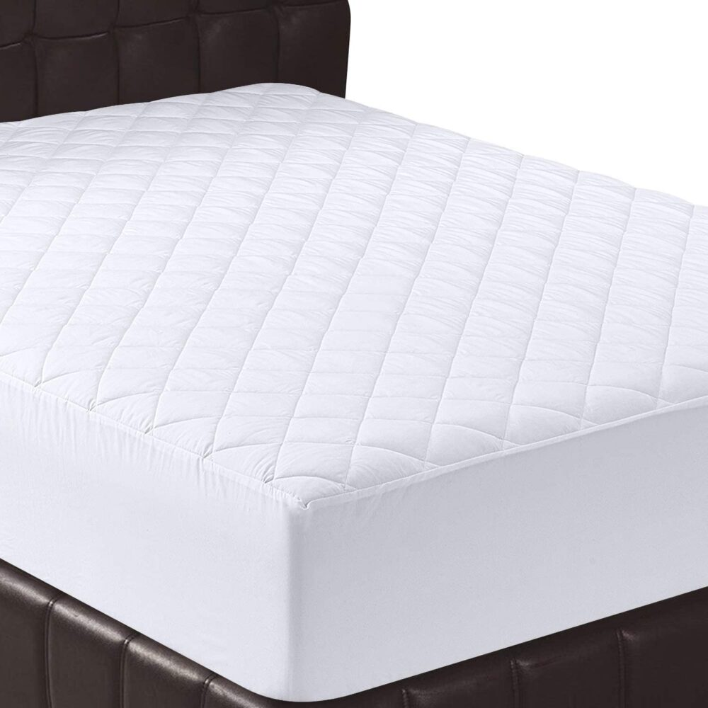 Quilt Fitted King Waterproof Mattress Cover