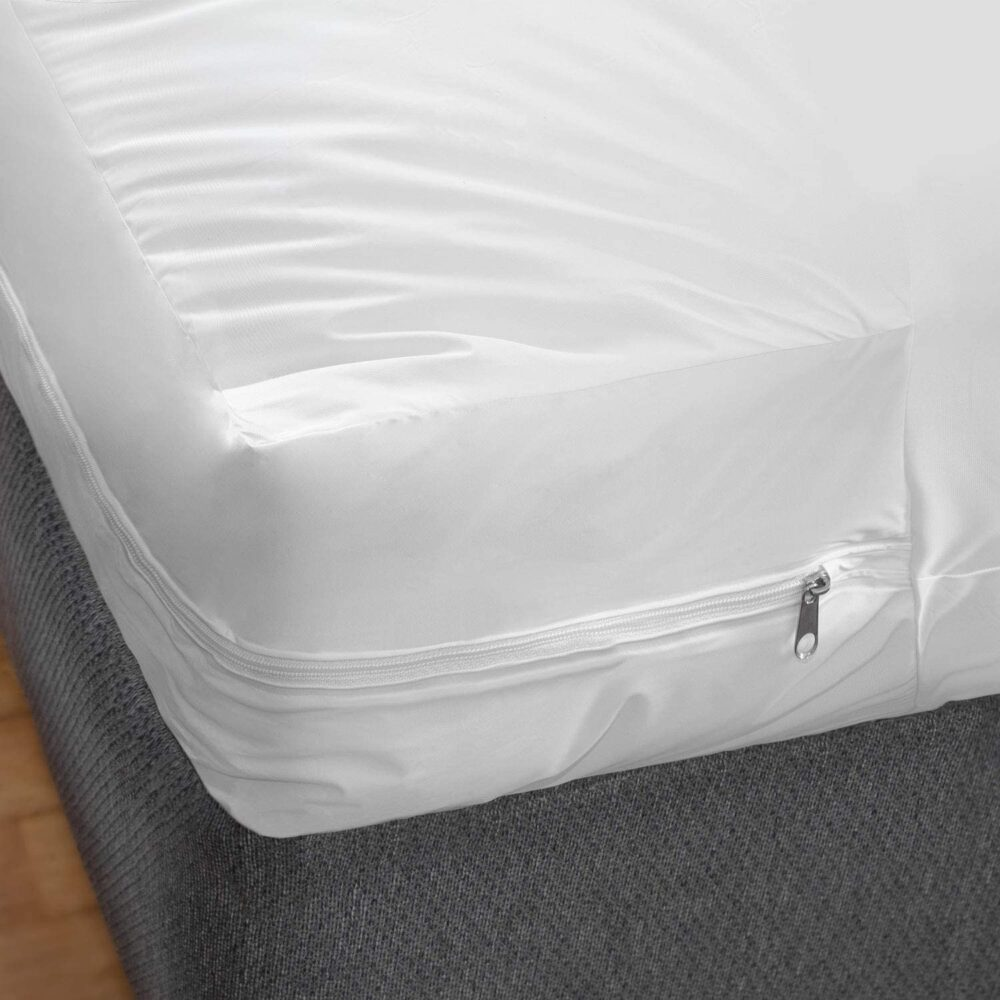 Single Zipper Waterproof Mattress Cover
