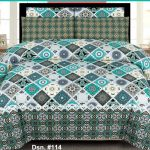 Box Printed Bed Sheets