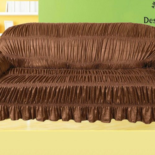 Brown Sofa Cover