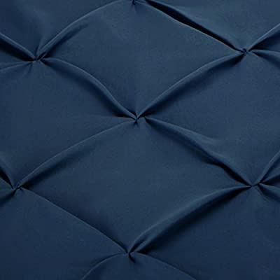 Diamond Blue Double Quilt Cover Set 8PCS Design (2)