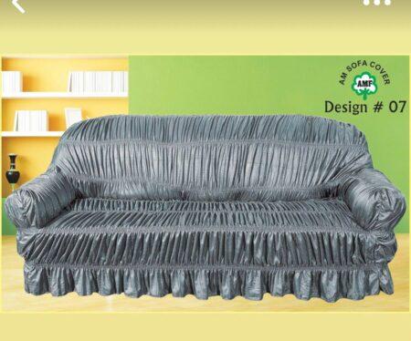 Grey Sofa Cover